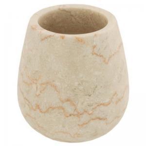Tandborstmugg STONO av marmor