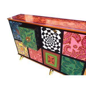 Toms Drag Cabinet XXL Skåp 101861 Tom Drag Furniture Collection