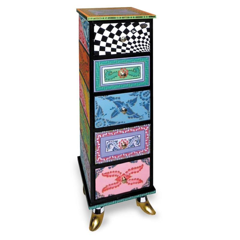 Toms Drag Byrå 5 lådor