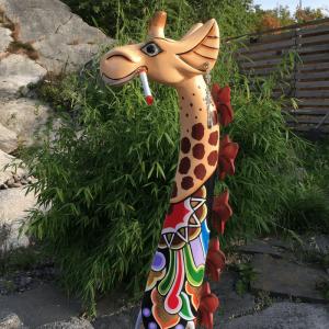Toms Drag Giraff Roxanna DELUXE 150 cm