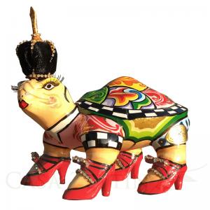 Toms Drag Sköldpadda Gerda