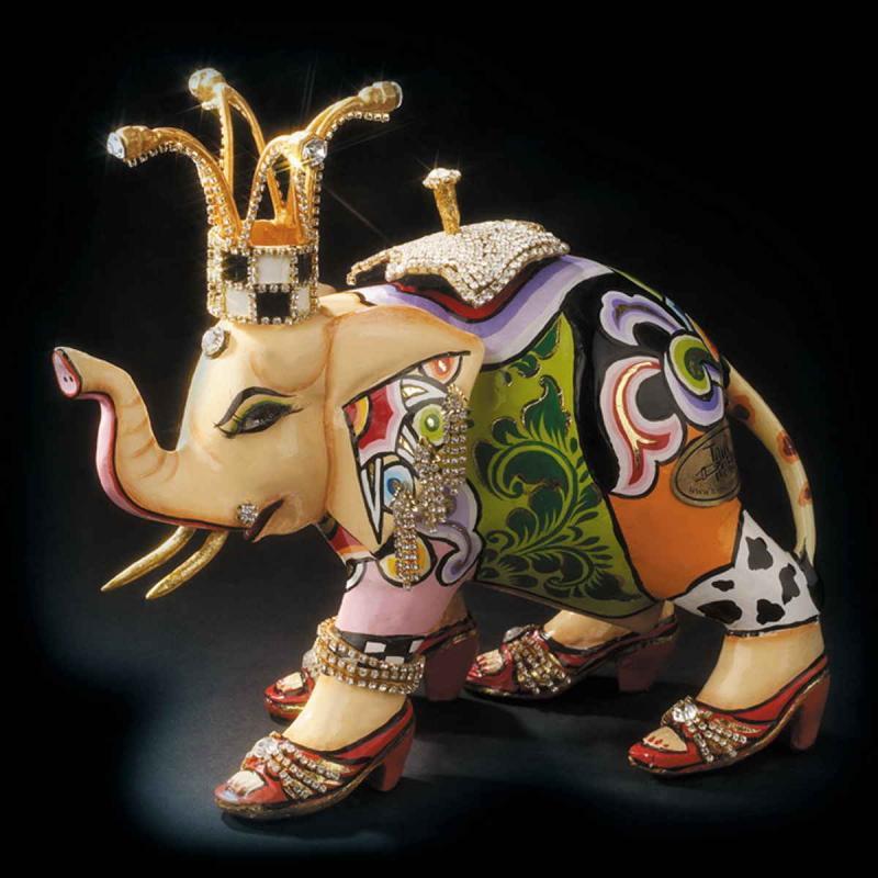 Toms Drag smyckesskrin Elephant Juliana L 4066 från Toms Company
