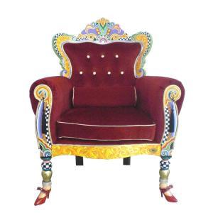 "Toms Drag Fåtölj ""Tron"" Versailles 101857 Furniture Online Shop"