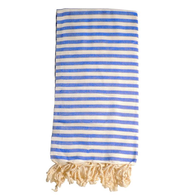 köp turkisk hamam handduk 100x180 royal blue online högsta kvalité till bra  pris 342daa2339828