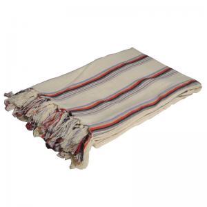 Handgjord Hamam handduk 100x200 cm 100% bomull modell 39