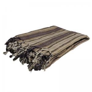 Handgjord Hamam handduk 100x200 cm 50% bomull 50% linen modell 47