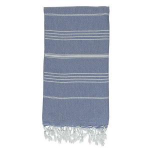 Hamam Handduk De La Mer Denim Blue