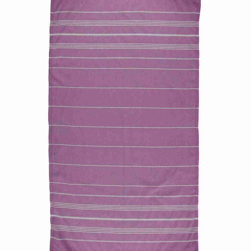 Hammam Towel De La Mer Amethyst