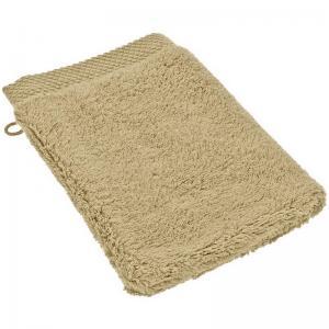 Köp Frottéhandduk 560g/m² av 100% kammad bomull 16x22 cm Sand Online från Casa Zeytin