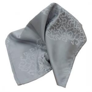 Tygservett grå för bl.a. Juldukning, Nyårsdukning och Bröllopsdukning