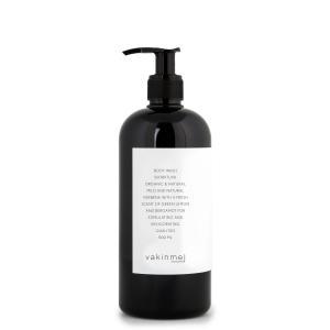 Vakinme Body wash Björktuva 500ml baserad på naturliga och ekologiska ingredienser