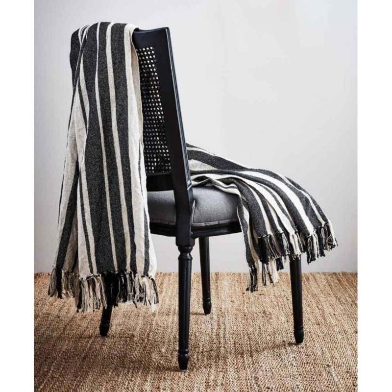 Cotton Blanket Striped
