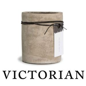 VICTORIAN Scented candle Jolted by Truth of 100% soy wax
