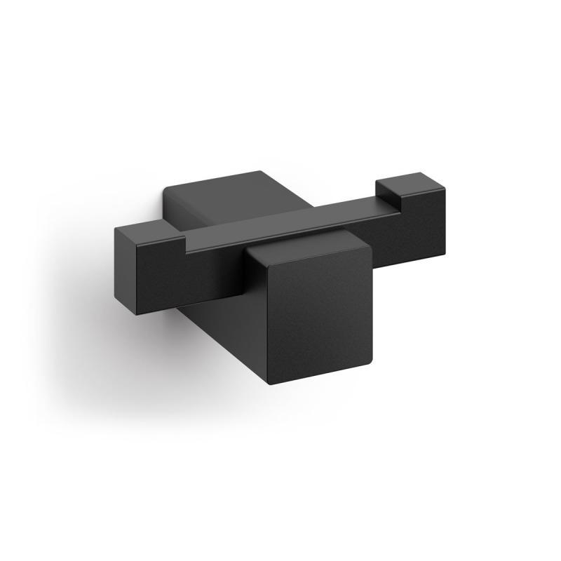 Dubbel Handduks krok CARVO black