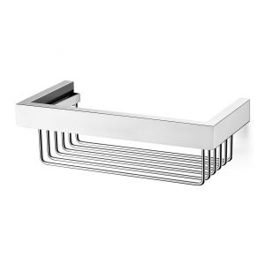 Zack Duschkorg LINEA 26,5x8,5 cm av rostfritt stål spegelblank