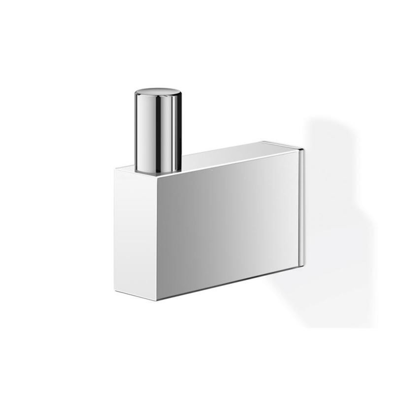 Zack LINEA handdukskrok 5 cm blank spegelblankt i rostfritt stål
