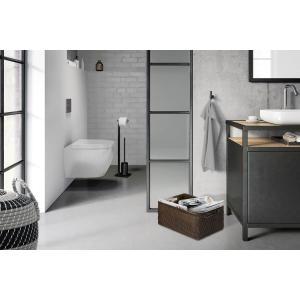 Toalett Betjänt CARVO black