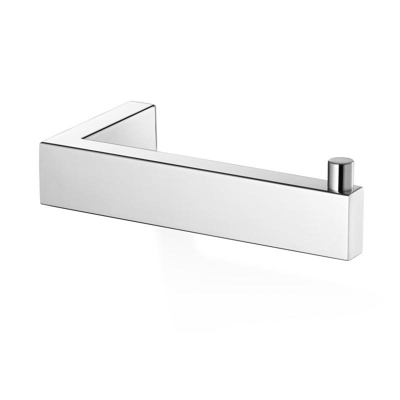 Zack toilet paper roll Holder LINEA of stainless steel polished finish