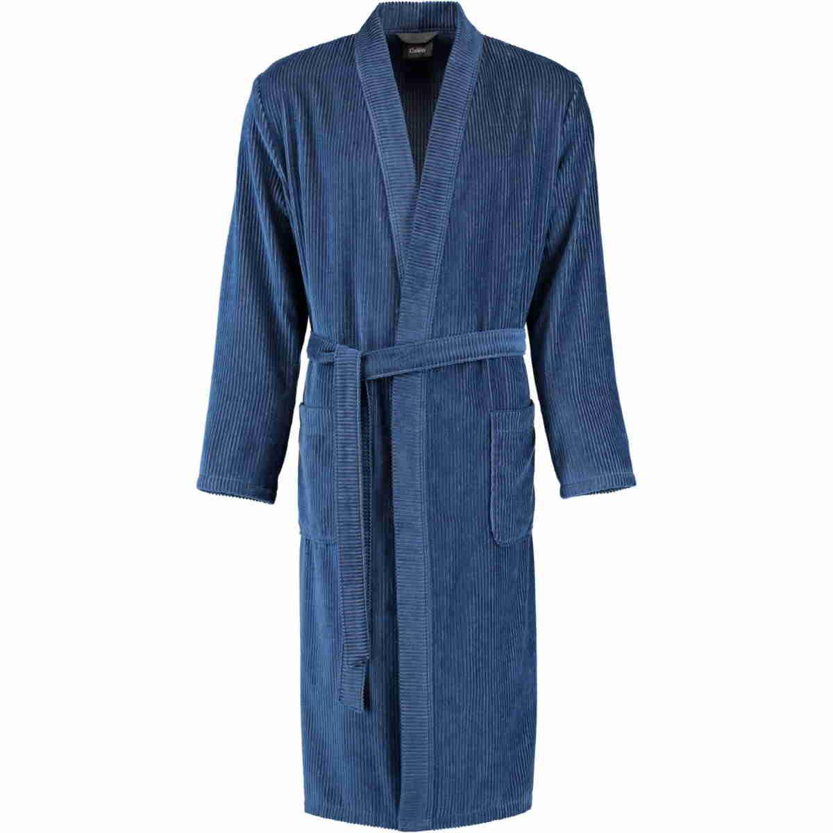 kimono morgonrock bomull
