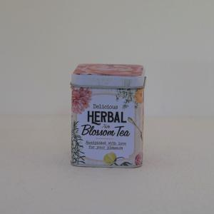 Herbal blossom tea