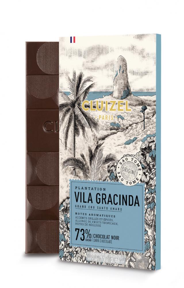 Vila Gracinda 73% • 70g