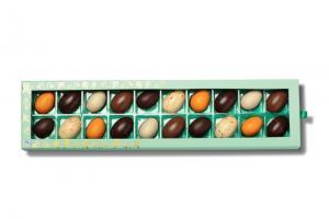 Påskask 20 chokladägg