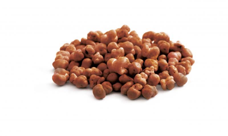 Ljusbruna chokladpuffar
