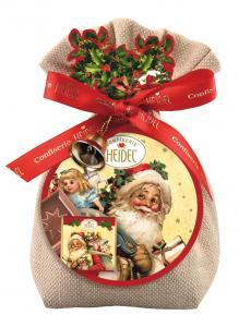 Julsäck med choklad