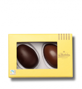Presentask 2 ägg
