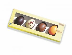 Presentask med ägg