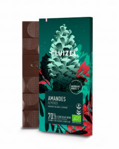 Julchokladkaka Cluizel