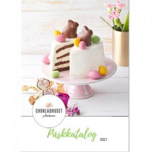 Chokladhusets Påskkatalog 2021 - Omslagsbild