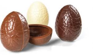 Mörkt chokladägg