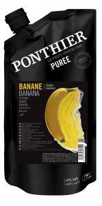 Fruktpuré av banan