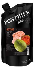 Fruktpuré av guava