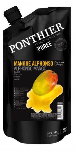 Fruktpuré av mango