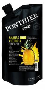 Fruktpuré av ananas