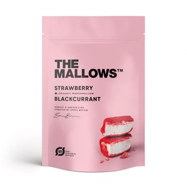 Strawberry + Blackcurrant • 130g