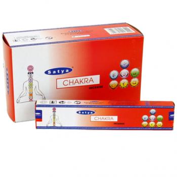 Rökelse Satya Chakra