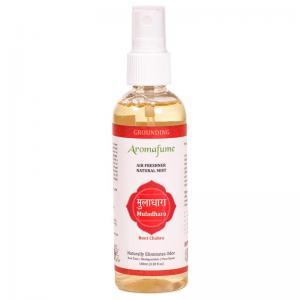 Aromafume Chakra Spray - Rotchakra - Grundning - Muladhara