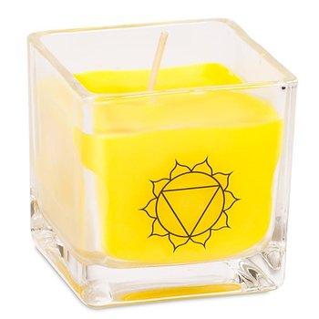 Chakra Doftljus av rapsfrövax - Solarplexus – Manipura