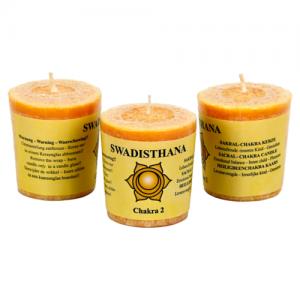 Chakra doftljus - Swadhishthana (orange balans)
