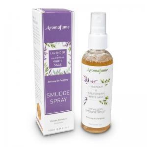 Naturlig  smudge Spray White Sage & Lavendel