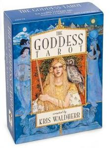 Goddess Tarot desck