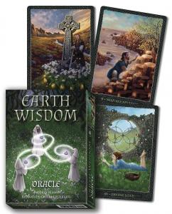 Earth Wisdom Oracle Cards by Barbara Moore