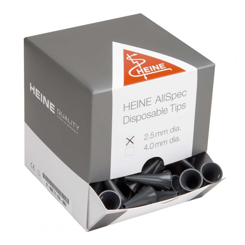 Örontrattar för barn HEINE AllSpec® 2,5mm