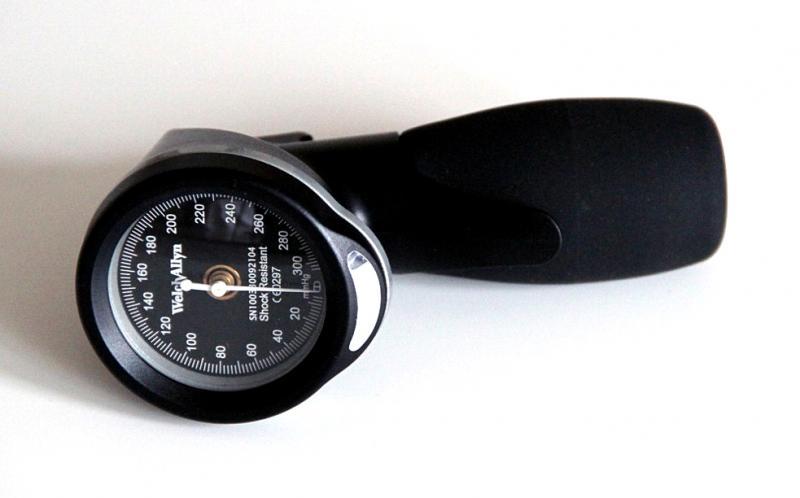 Handmanometer DuraShock DS65
