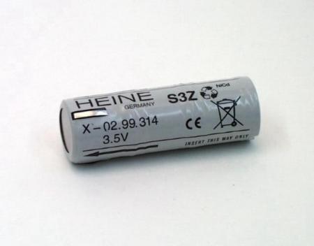 BATTERI HEINE S3Z 3,5V