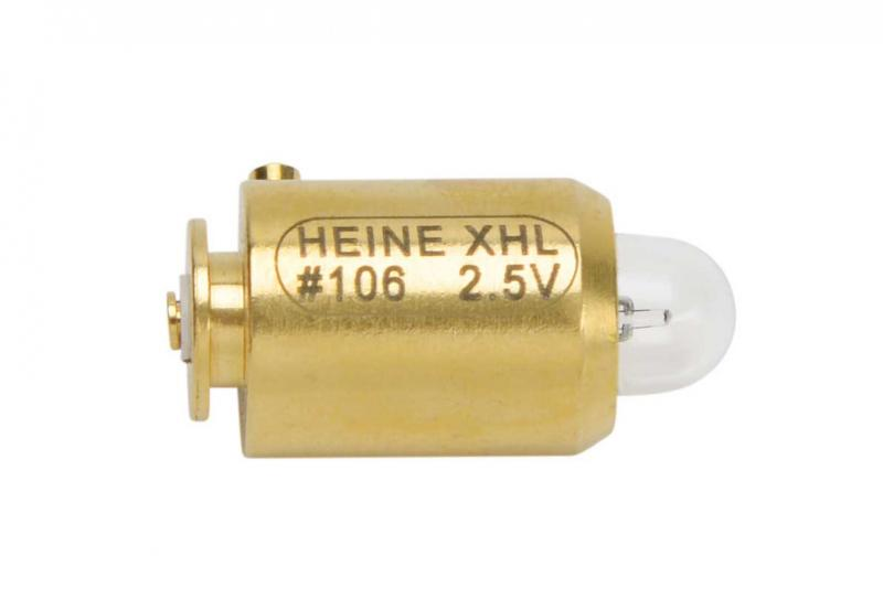 Glödlampa HEINE XHL #106