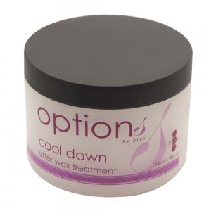 Cool down, after wax treatment, 240 ml